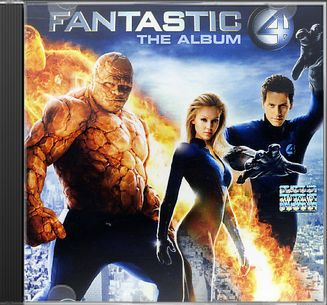 Fantastic Four [Original Soundtrack]