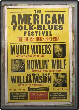 American Folk Blues Festival 1963-1966: The