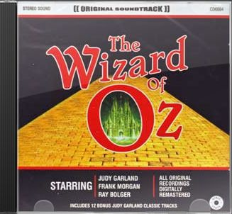 Wizard of Oz (Original Soundtrack with Bonus