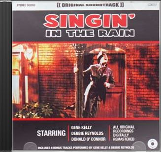 Singin' in the Rain (Original Soundtrack with