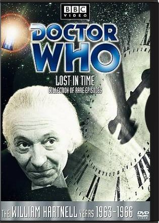 Lost in Time Collection: The William Hartnell