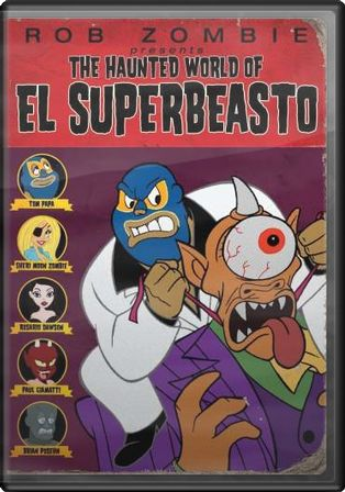 The Haunted World of El Superbeasto (Animated)