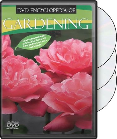 Gardening - DVD Encyclopedia of Gardening (3-DVD)