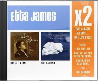 Time After Time / Blue Gardenia (2-CD)