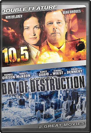 10.5 / Category 6: Day of Destruction (2-DVD)