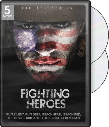 Fighting Heroes - 5 Movie Collection (Run Silent,