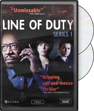Line of Duty - Series 1 (2-DVD)
