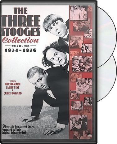 Collection, Volume 1: 1934-1936 (2-DVD)