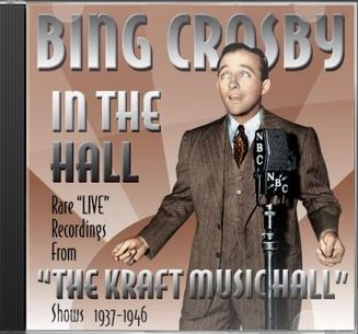 Bing Crosby in the Hall (Live)