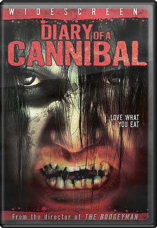 diary of a cannibal widescreen dvd 2006 directed by