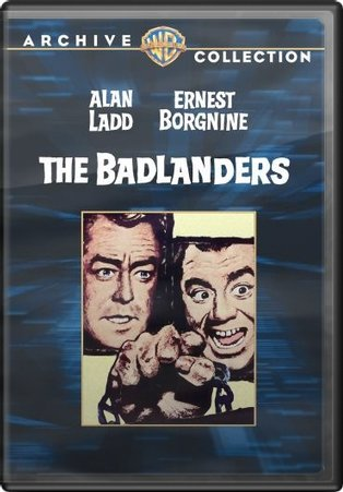 The Badlanders (Widescreen)