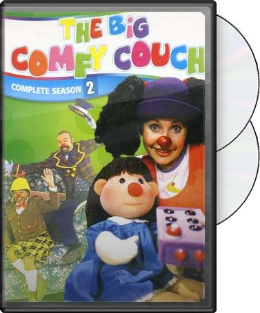 The Big Comfy Couch - Complete Season 2 (2-DVD)