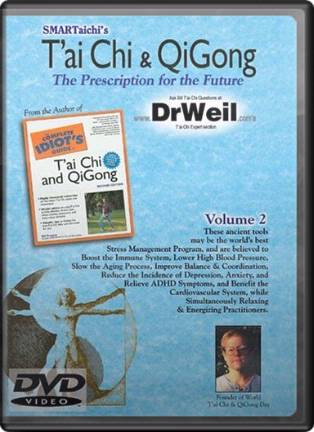 Tai Chi & QiGong: The Prescription for the