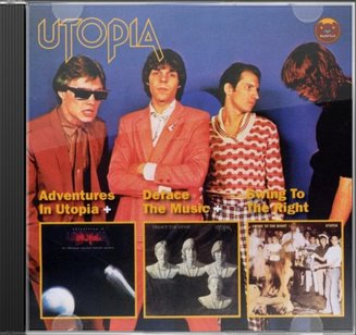 Adventures In Utopia / Deface The Music / Swing