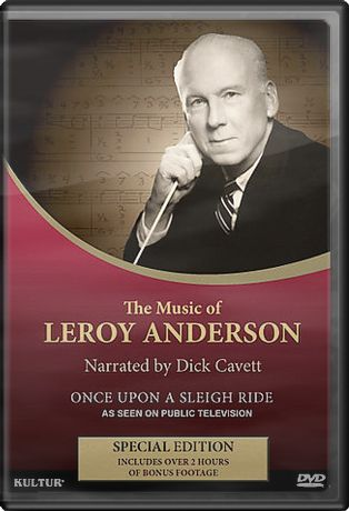 Once Upon A Sleigh Ride - The Music of Leroy