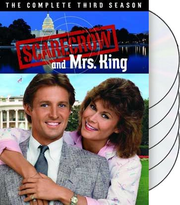 Scarecrow and Mrs. King - Season 3 (5-DVD)