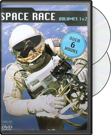 Space Race, Volume 1 & 2 (2-DVD)