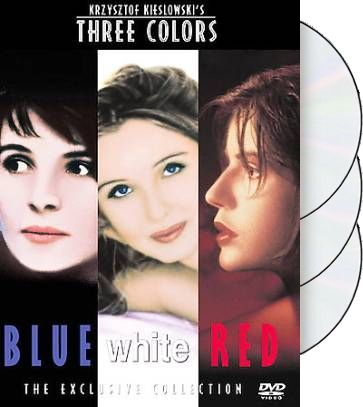 Three Colors Trilogy (Blue / White / Red) (3-DVD)