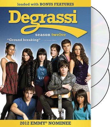 Degrassi: Next Generation - Season 12 (3-DVD)
