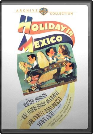 Holiday In Mexico (Full Screen)