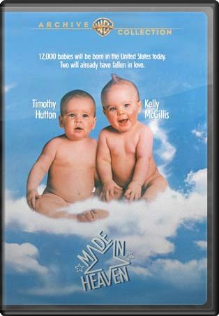 Made In Heaven Widescreen Dvd R 1987 Starring Maureen