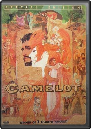 Camelot Dvd 1967 Starring Vanessa Redgrave Directed By