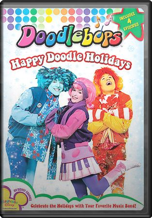 Doodlebops - Happy Doodle Holiday