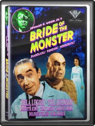Bride of The Gorilla / Bride of The Monster - 2