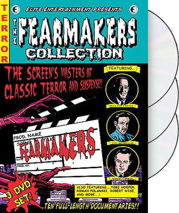 The Fearmakers Collection (3-DVD)