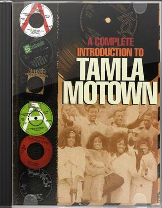 A Complete Introduction to Tamla Motown (4-CD)