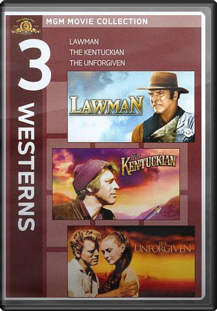 Lawman / The Kentuckian / The Unforgiven