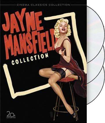 Jayne Mansfield Collection (The Girls Can't Help