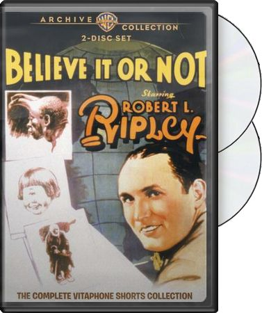 Ripley's Believe It or Not: Complete Vitaphone