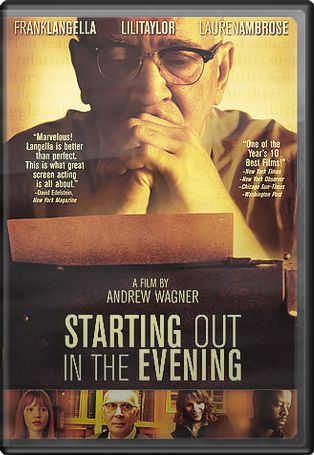 Starting Out in the Evening (Widescreen)