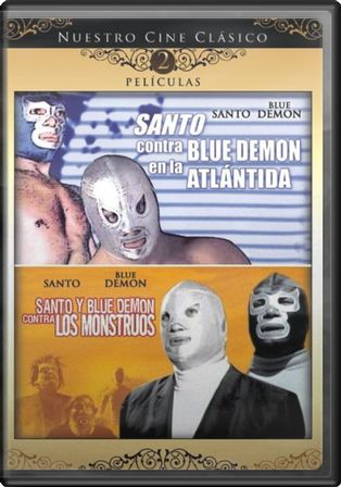 Santo y Blue Demon en la Atlantida / Santo y Blue