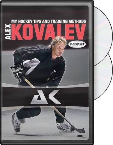 Alex Kovalev - My Training Methods (2-DVD)