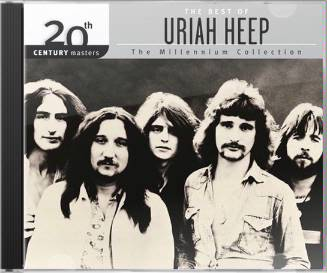 The Best of Uriah Heep - 20th Century Masters /
