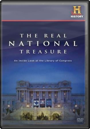 History Channel: The Real National Treasure