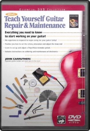 Alfred's Teach Yourself Guitar Repair and