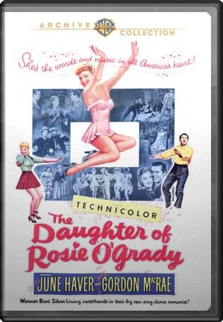 The Daughter of Rosie O'Grady (Full Screen)