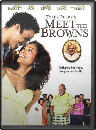 Tyler Perry's Meet the Browns (Widescreen & Full