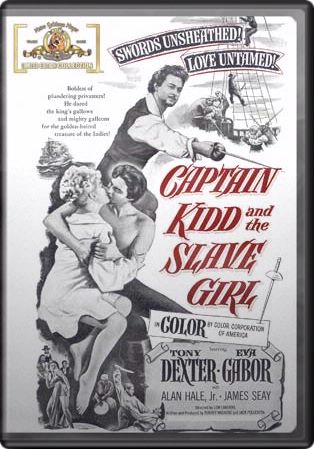 Captain Kidd and the Slave Girl (Full Screen)