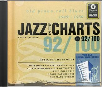 Jazz In The Charts, Volume 92: 1949-1950