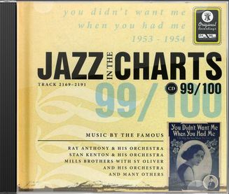 Jazz In The Charts, Volume 99: 1953-1954