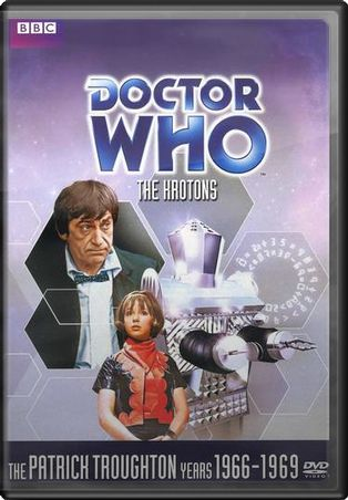 Doctor Who - #047: The Krotons