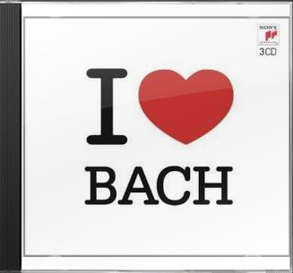 I Love Bach (3-CD)