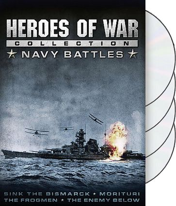 Heroes of War Collection - Navy Battles (Sink the