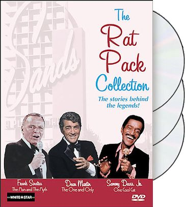 The Rat Pack Collection 3 Pack (3-DVD)