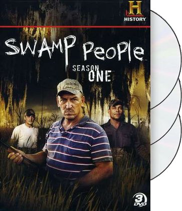 Swamp People - Season 1 (3-DVD)