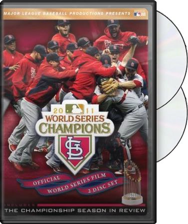 2011 World Series Highlight Film (2-DVD)